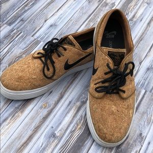 Nike Cork Skateboard Zoom Air Stefan Janoski men 9